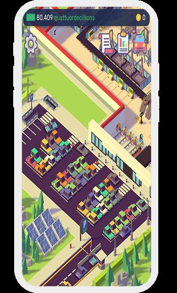 Jeux de gestion usine voiture