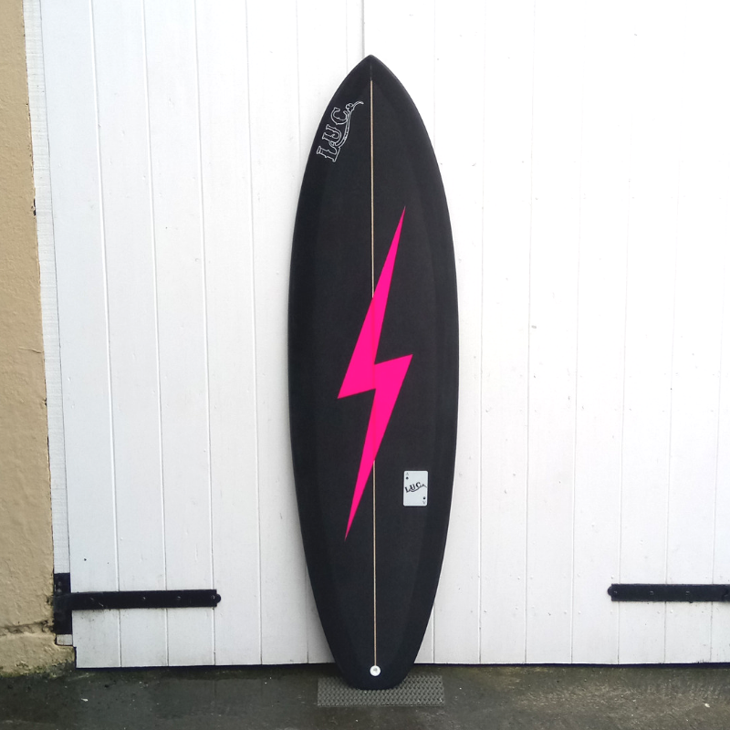 performance thruster surfboard ireland