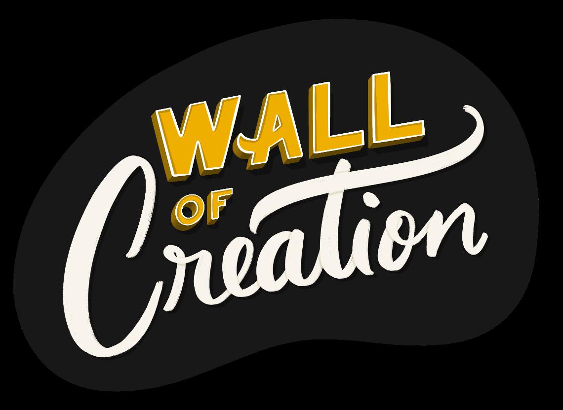 Wall of Creation Logo.