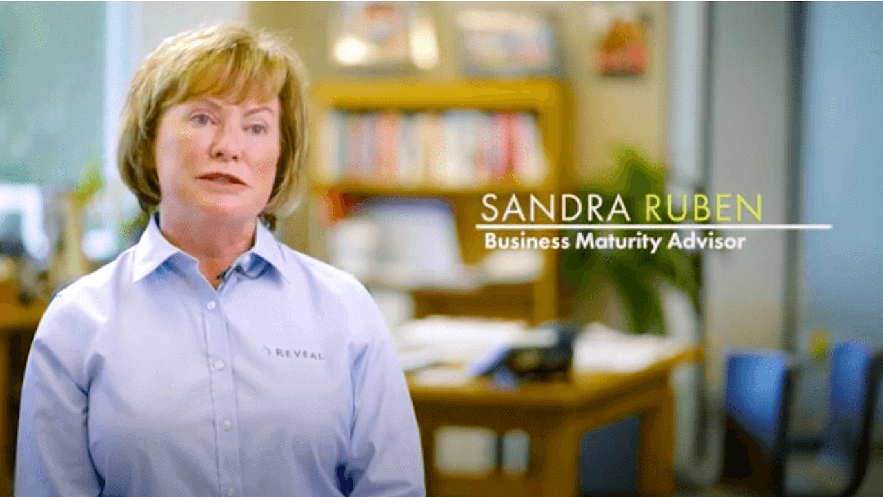 Employee story: Sandra Ruben
