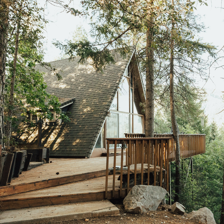 Treehouse A-Frame