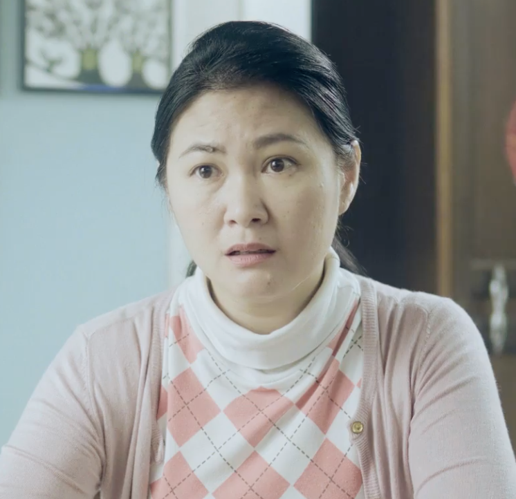 concerned mother played by Ain Evon
