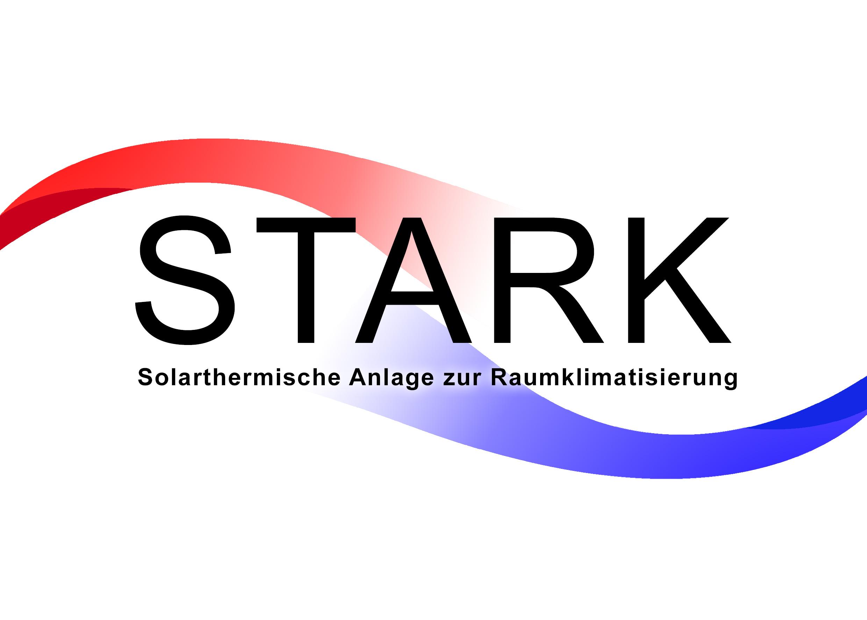 STARK - Solarthermische Anlage zur Raumklimatisierung