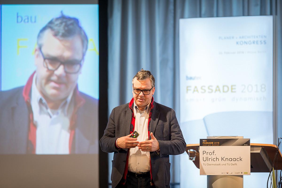 Heinze Fassade 2018: Ulrich Knaack / HTCO Vortrag Strömungssimulation für Architekten und Gebäudeplaner