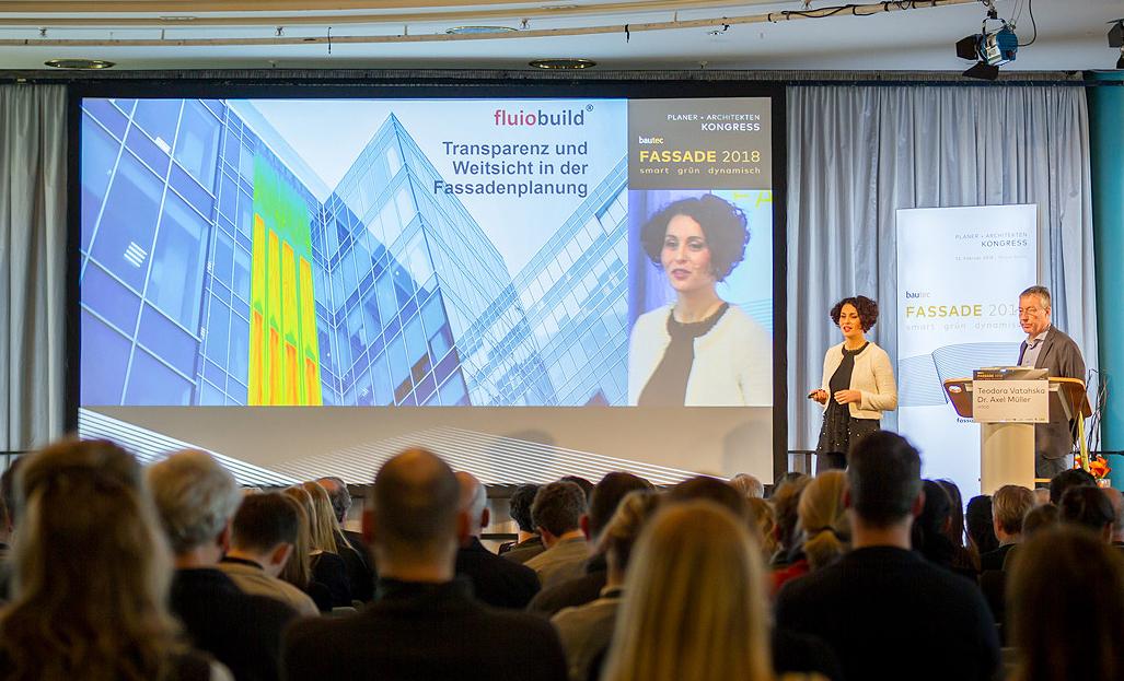Die Strömungsexperten Teodora Vatahska und Dr. Axel Müller zeigen: Form follows Flow auch in der Architektur