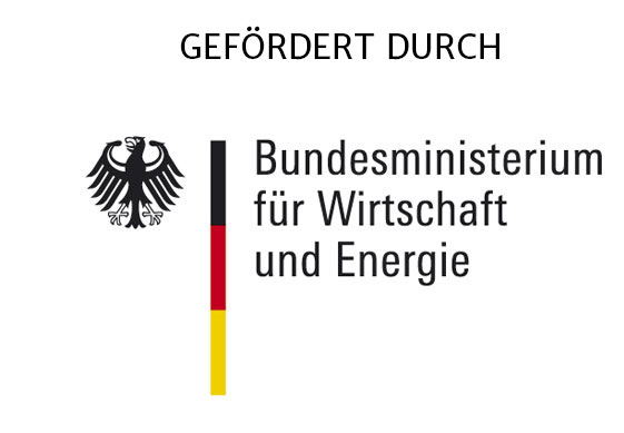 Gefördert durch das bundesministerium für Wirtschaft und Energie