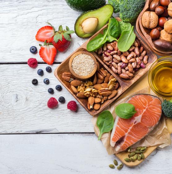 AI nutrition plan