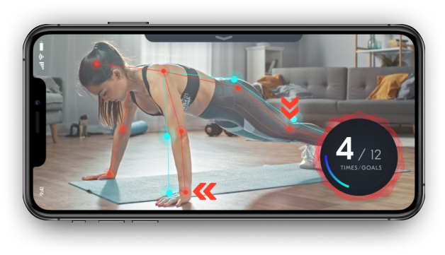 Alfa AI Fitness coach in your phone