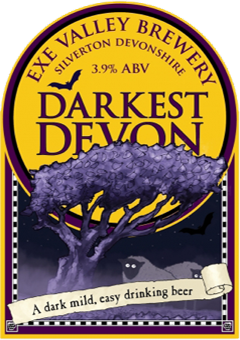 Darkest Devon pump clip illustration