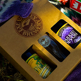 Beer gift pack photo