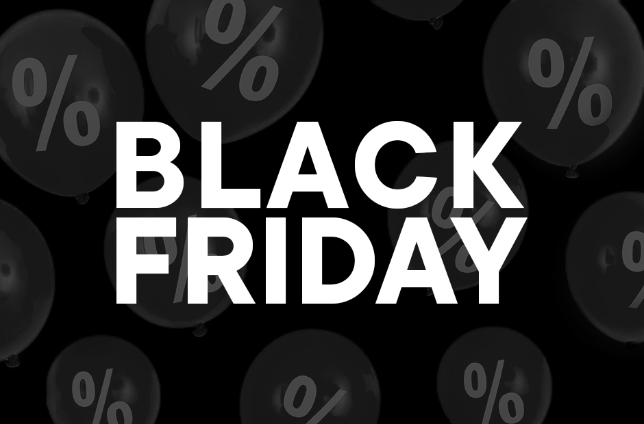 Black Friday: shopping weekend has started!