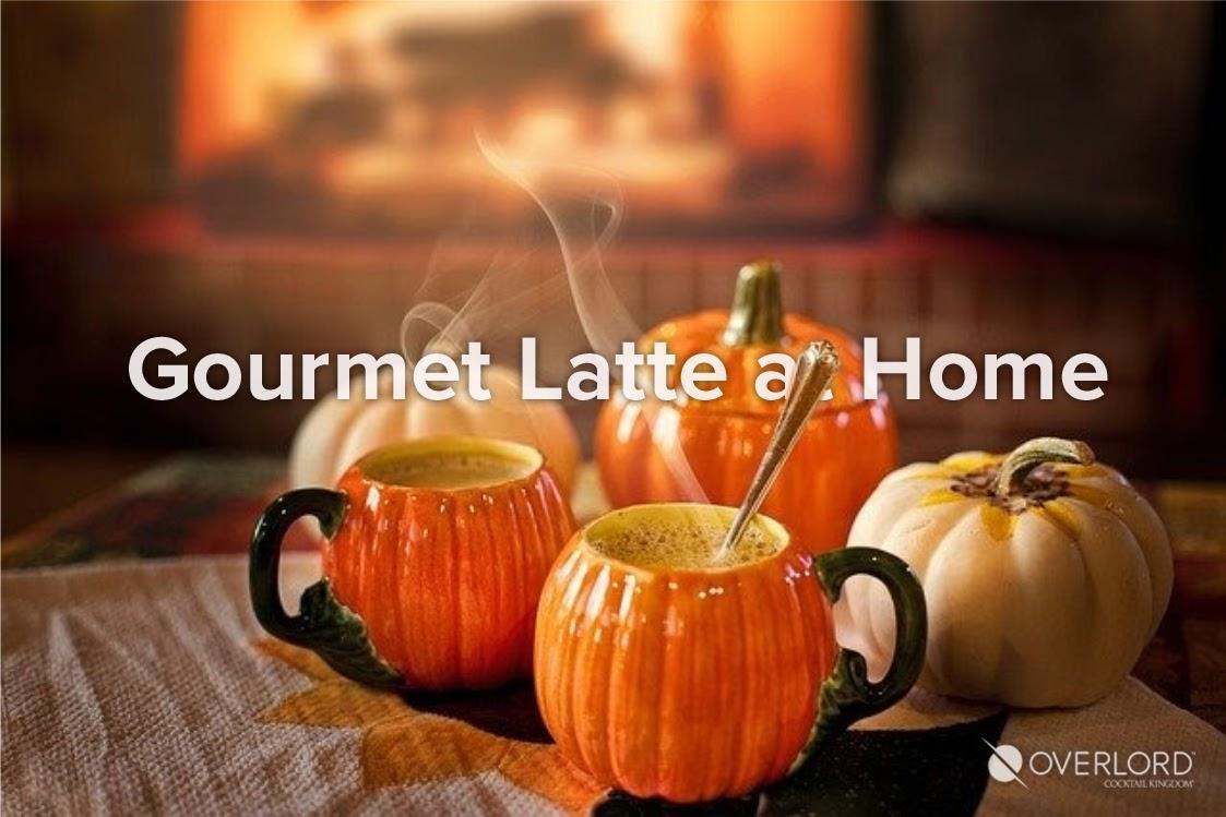 Gourmet Latte at Home