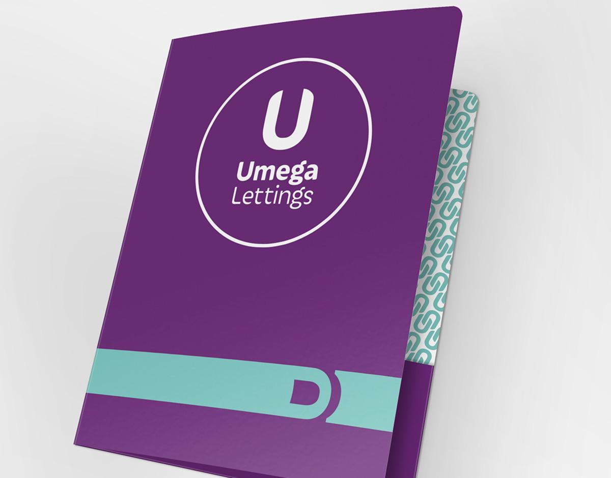 Umega Lettings presentation folder
