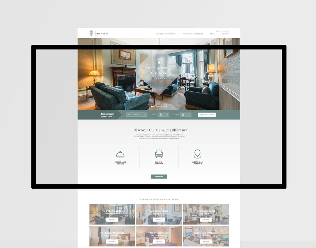 Mansley homepage