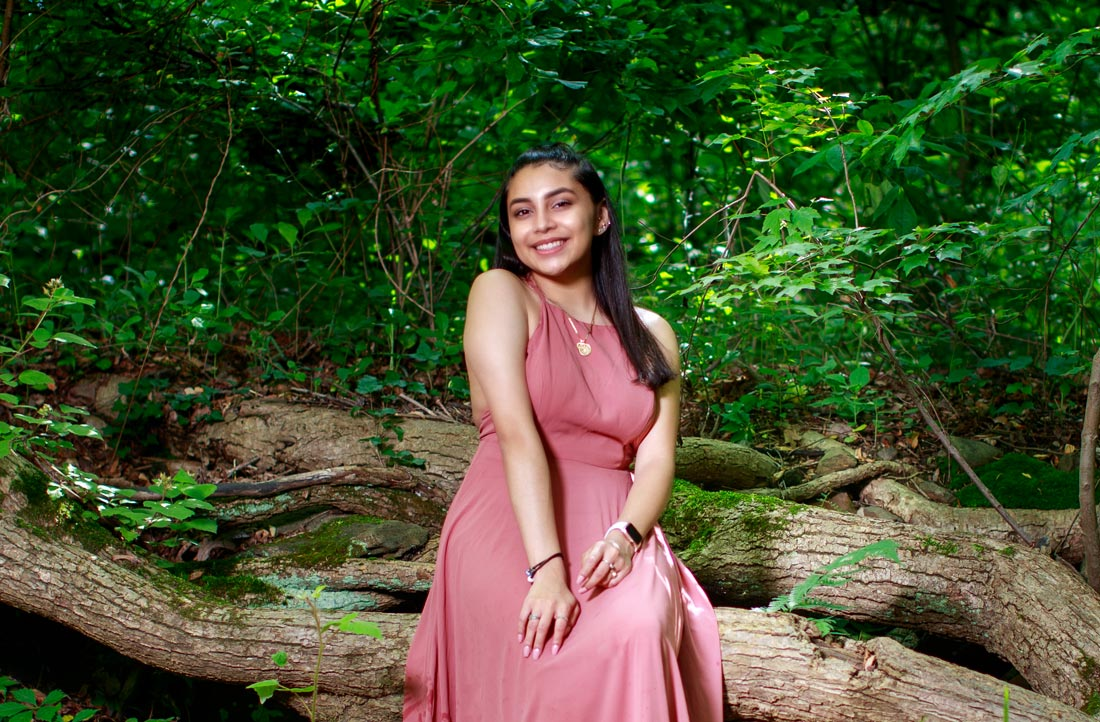 Senior Photography at Arvin Photography in Washington DC area