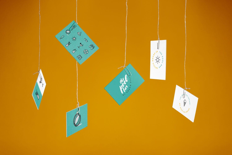 Brand design and stationary