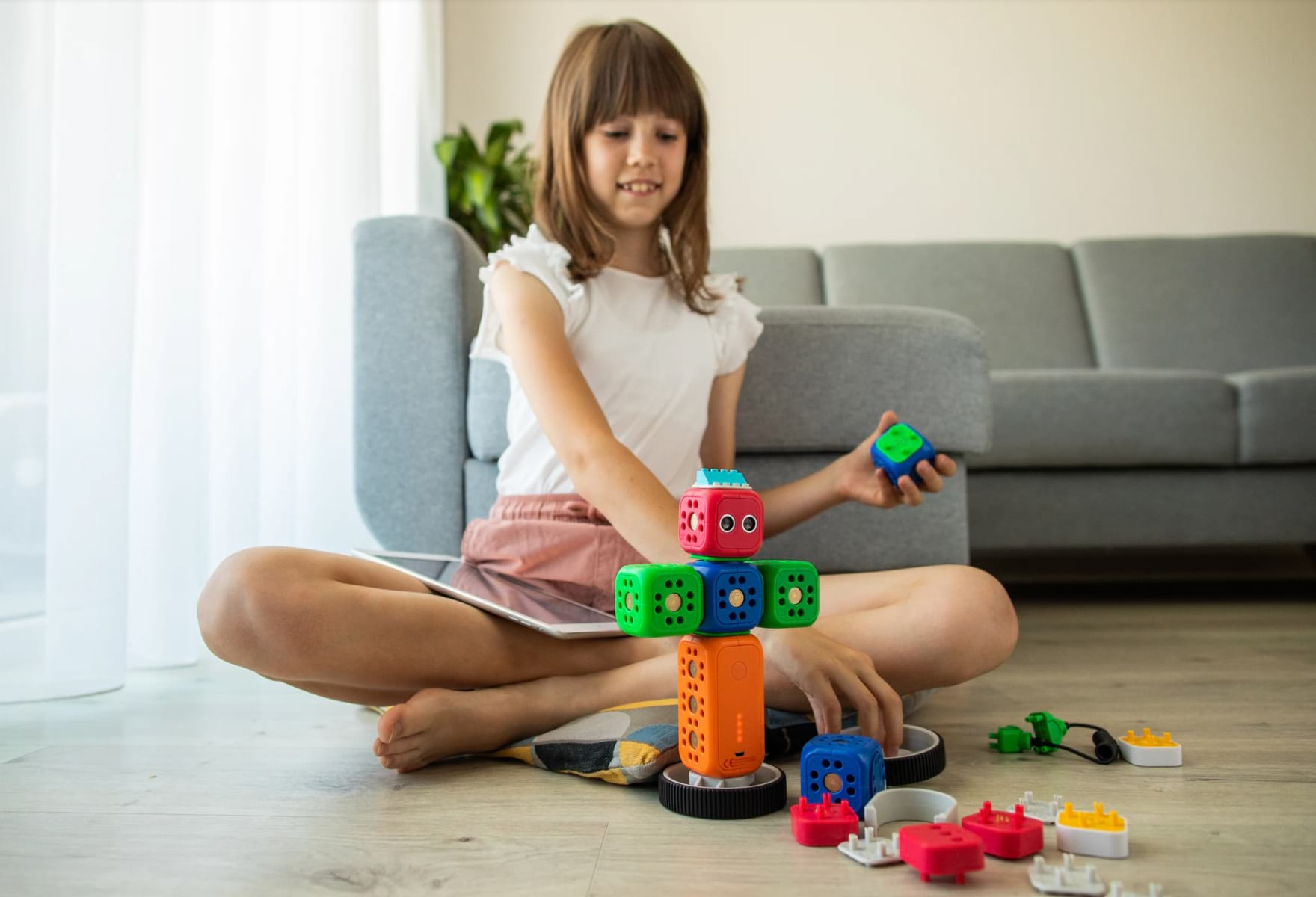 Robo Wunderkind coding apps & programmable robots for kids