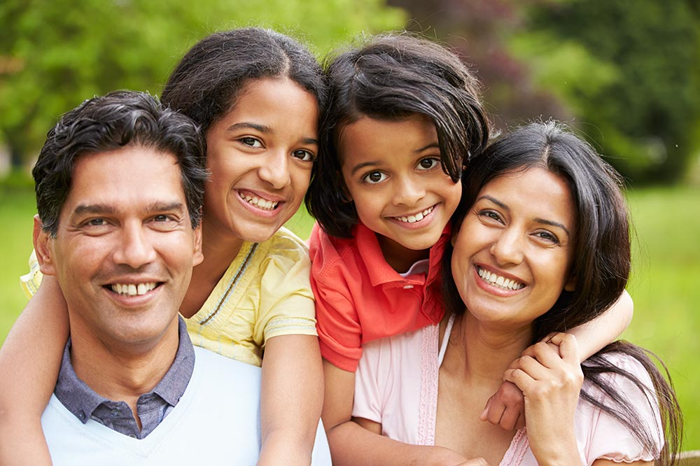 Naturalized American Family