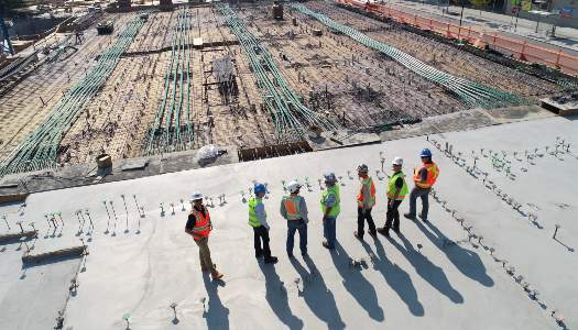 Construction Labour Management App
