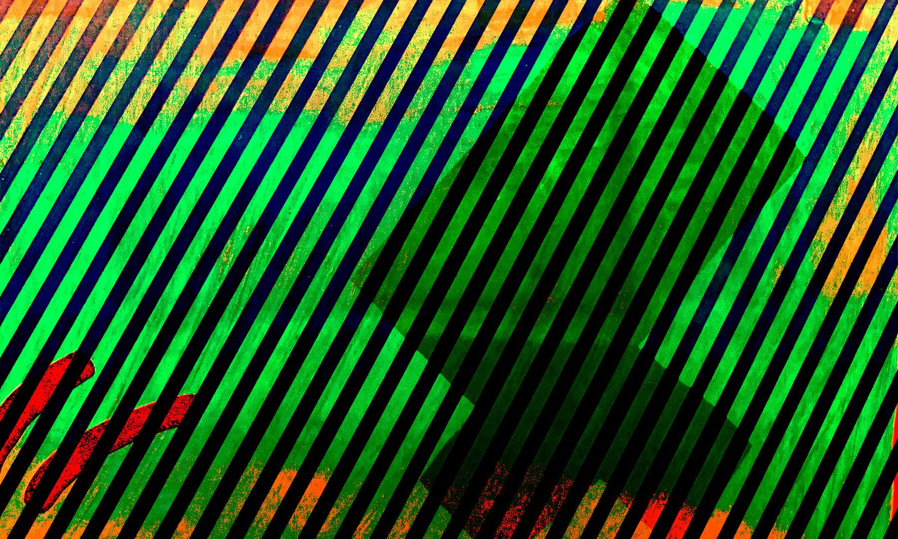 (20) Fragment 164 • 150 x 90 cm  (59.05 x 35.43 in)