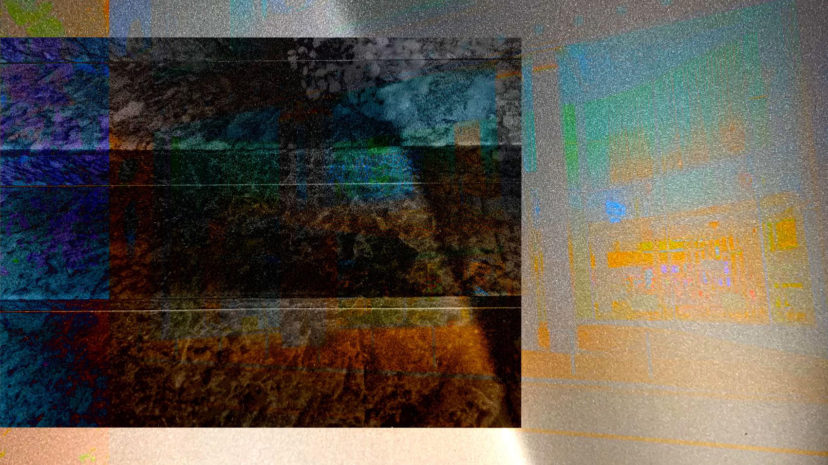 Clouds • 80 x 45 cm (17.71 x 31.49 in)