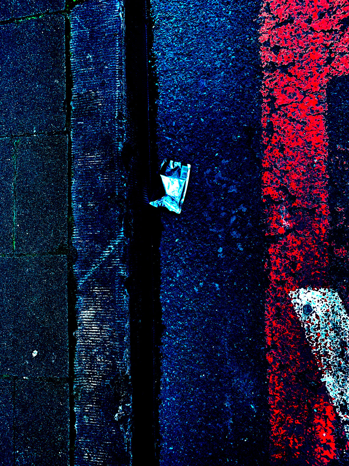 Lost & Found - Pimped Garbage 03 • 52.5 x 70 cm (20.67 x 27.56 in)