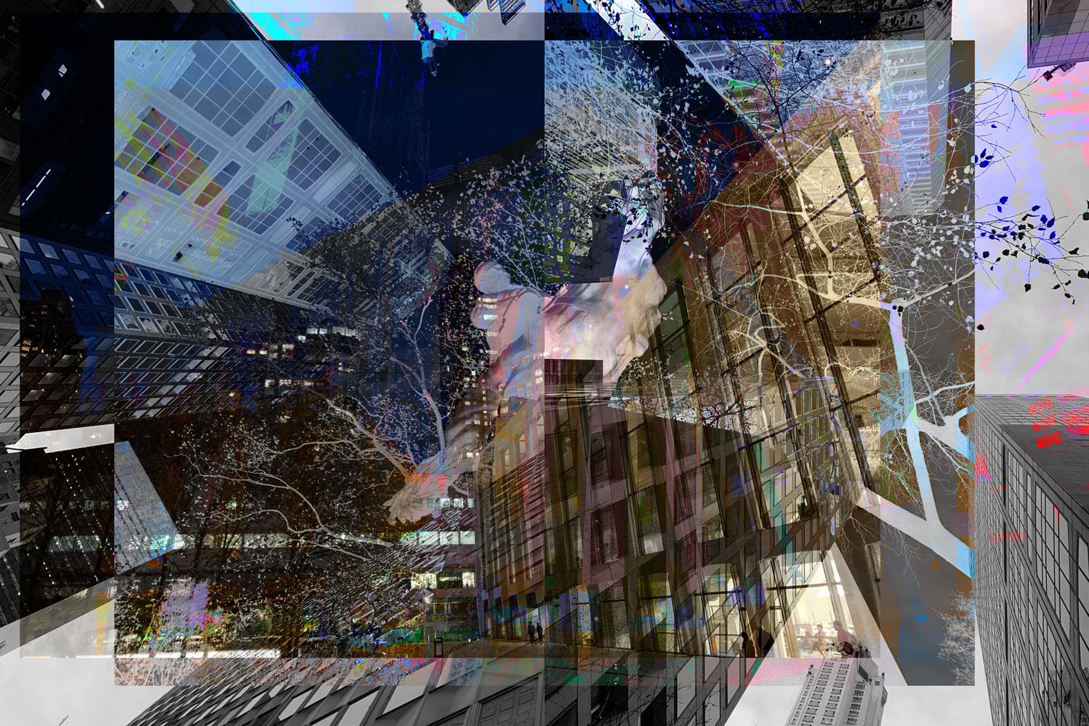 Axiom • 180 x 120 cm (70.86 x 47.24 in)
