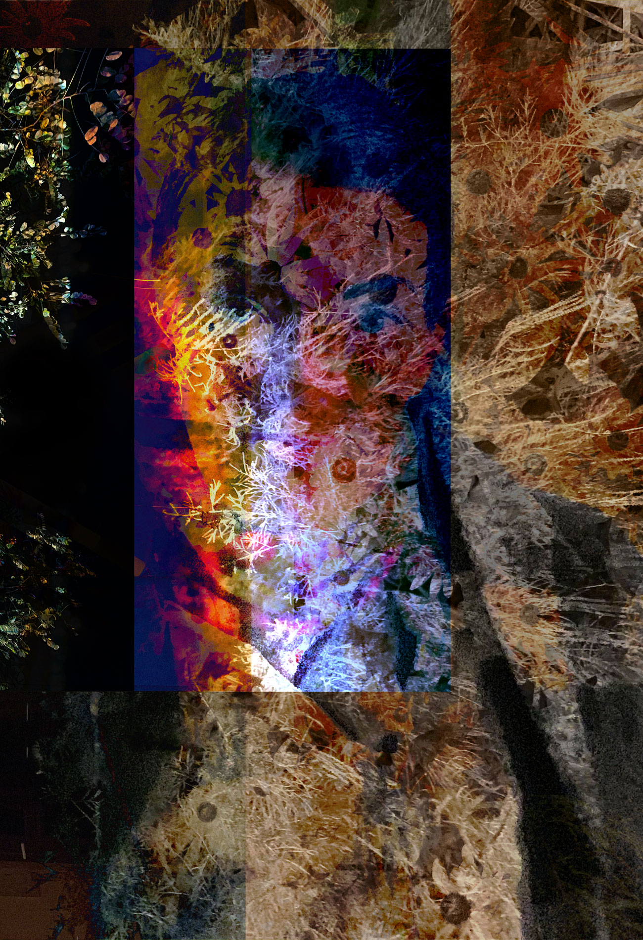 SOLD |̷ (20)Fragment 336 • 65 x 95 cm (25.59 x 37.04 in)