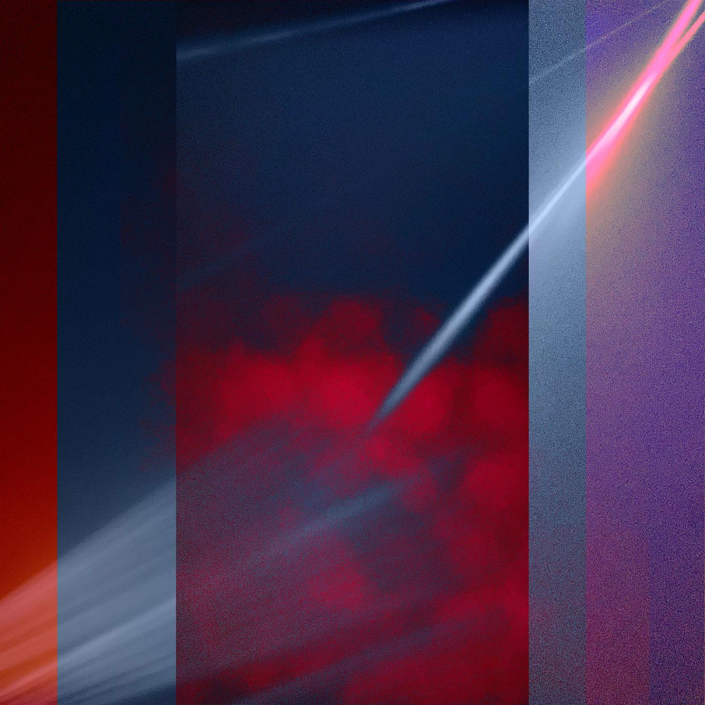 Second Light • 122 x 122 cm (48.03 x 48.03 in)