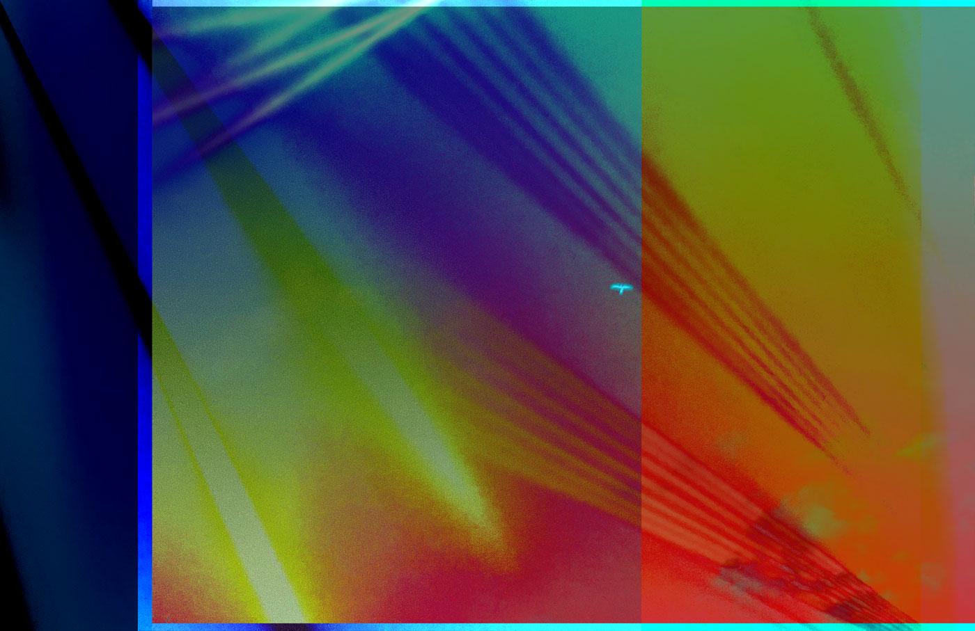 Third Light • 122 x 79 cm (48.03 x 31.1 in)