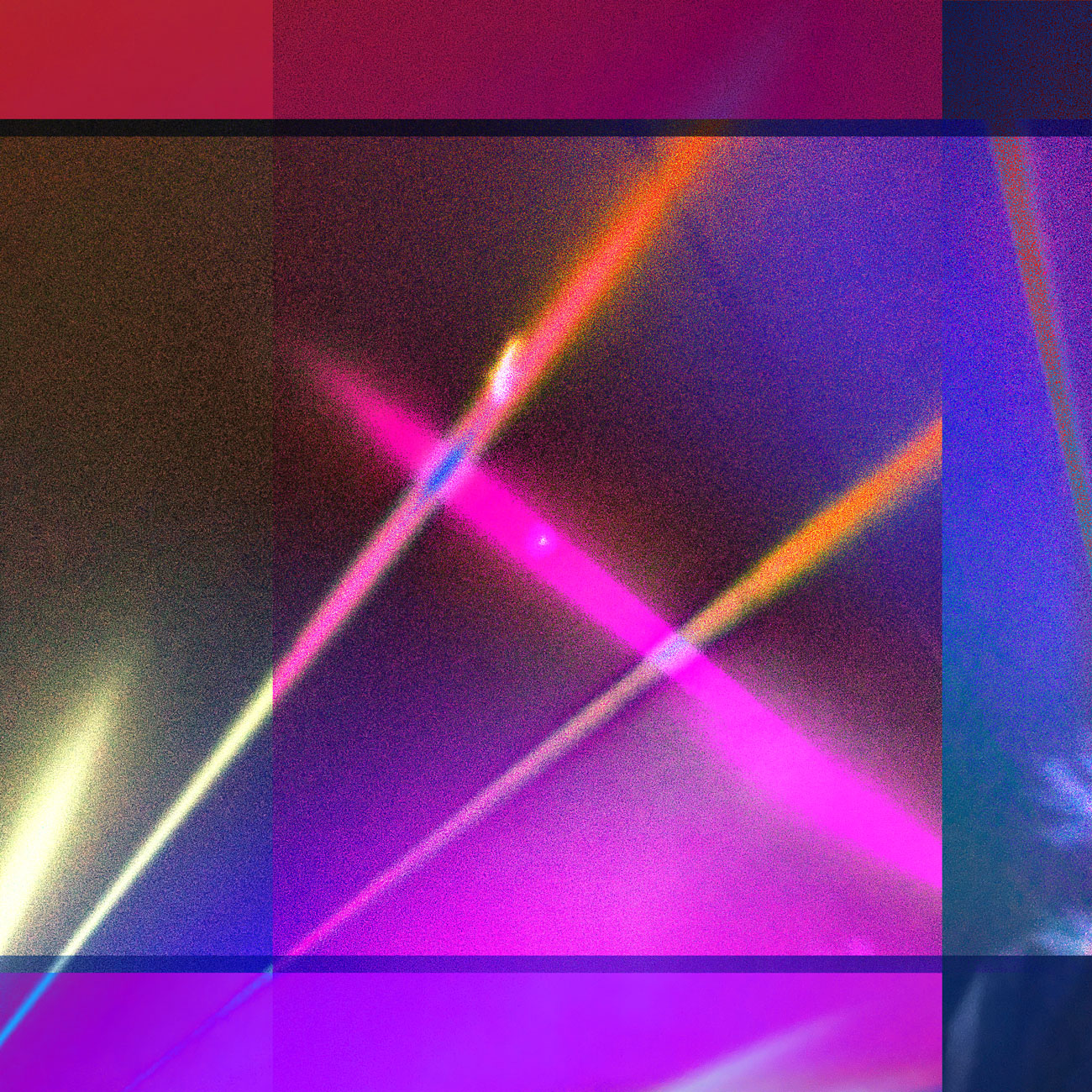 Fifth Light • 90 x 90 cm (35.43 x 35.43 in)