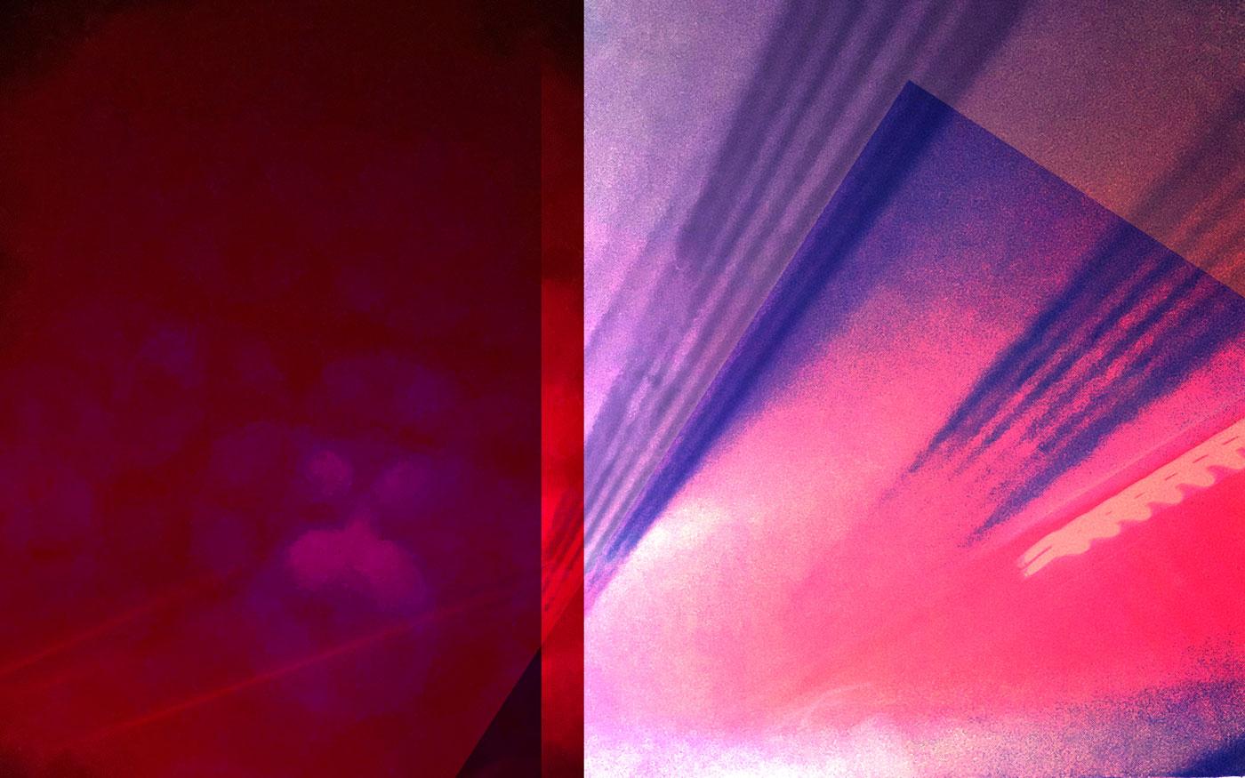 Sixth Light  • 120 x 75 cm (47.24 x 29.53 in)