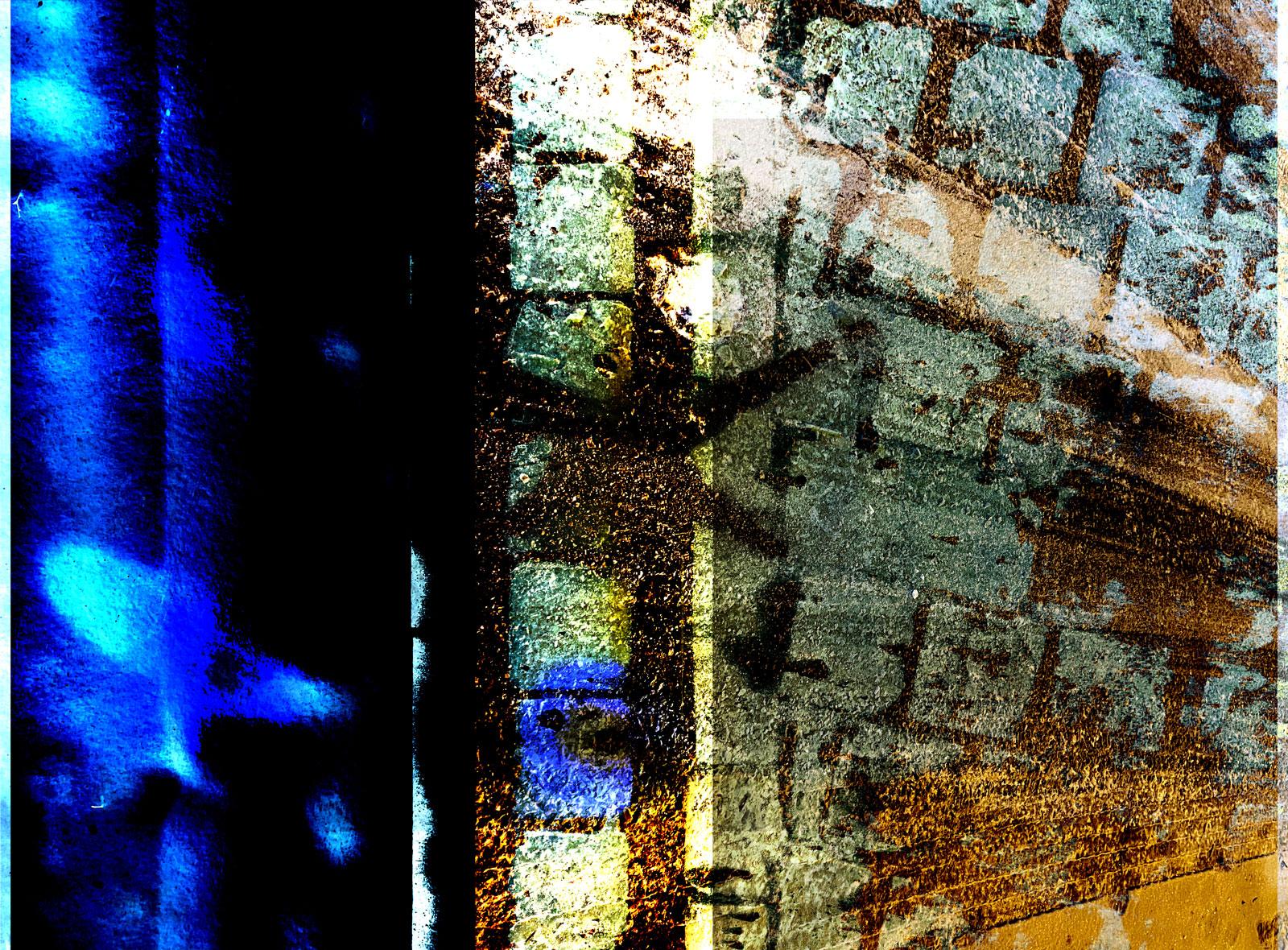 Elemental Frost N08 - Radiant • 122 x 90 cm (48.03 x 35.43 in)