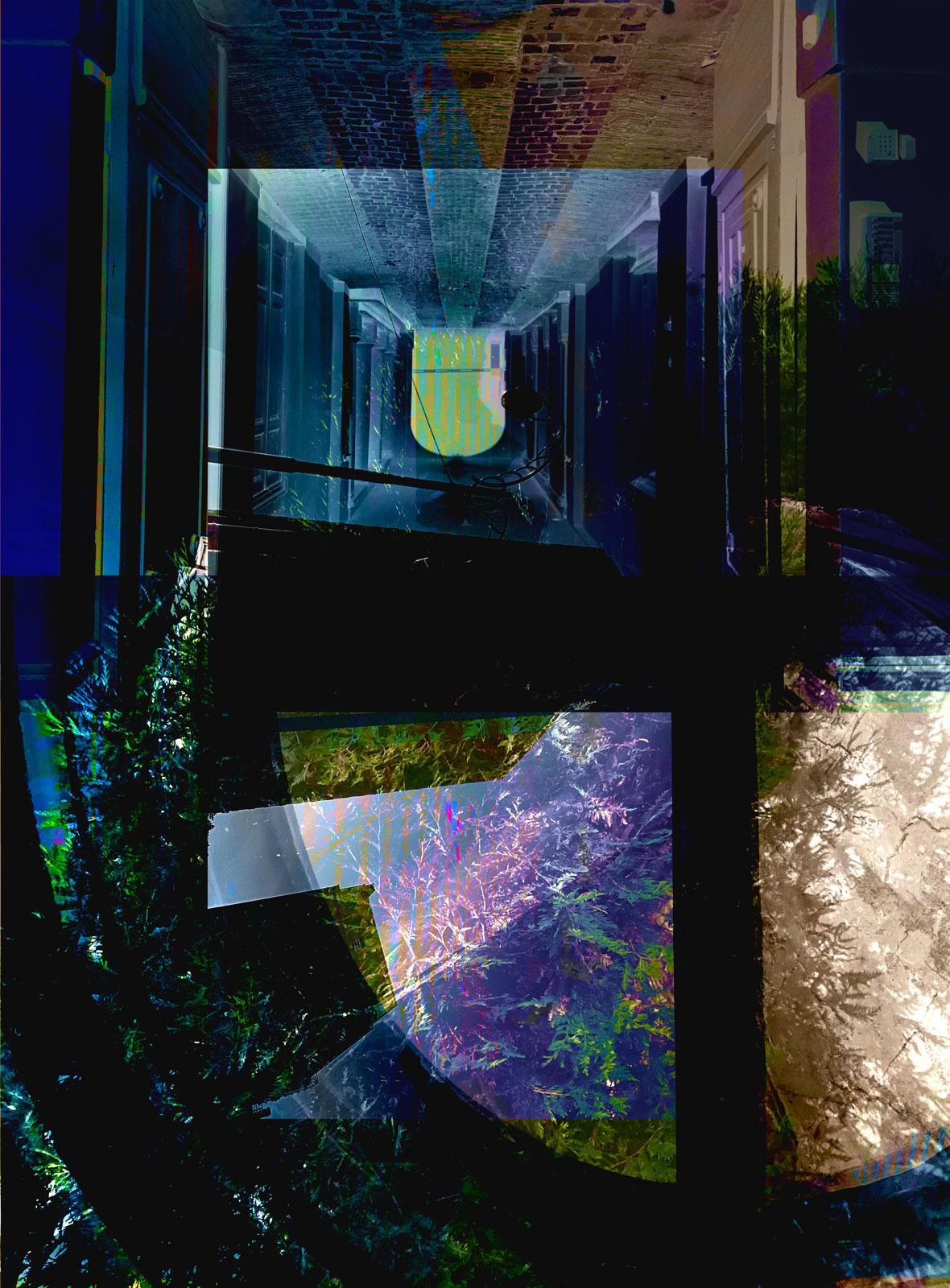 Gateway • 90 x 122 cm (35.43 x 48.03 in)