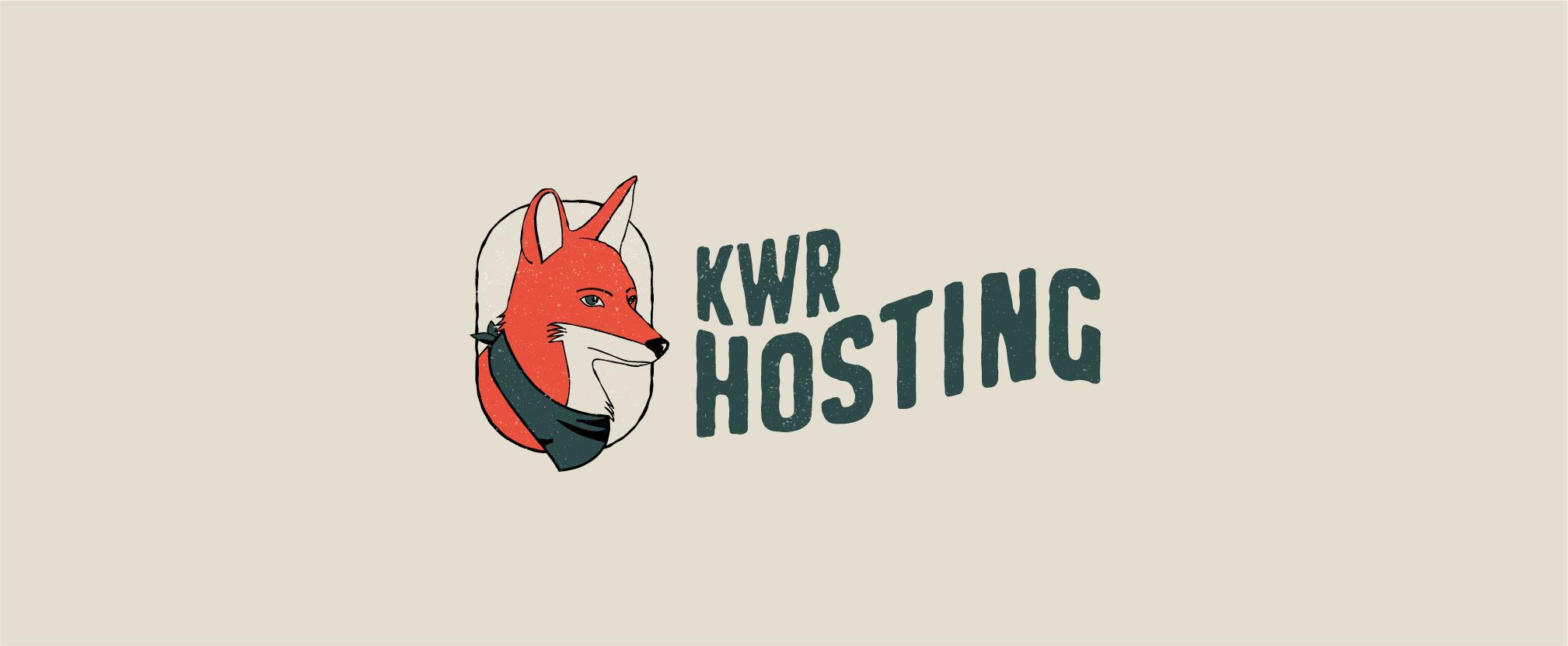 Keeping Websites Real Brand Identity primary logo fox custom illustration