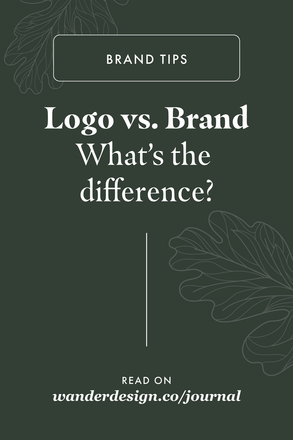 Logo vs. Brand: What's the Difference?