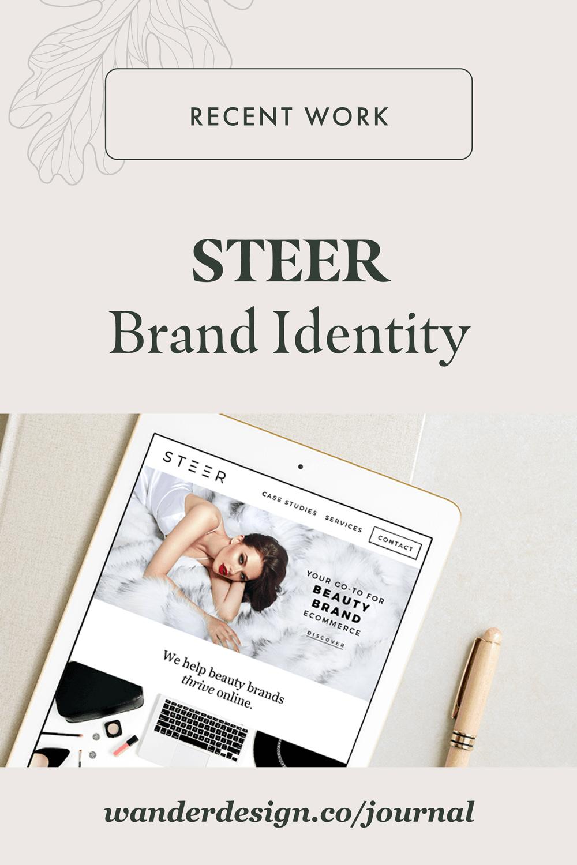 STEER Brand Identity