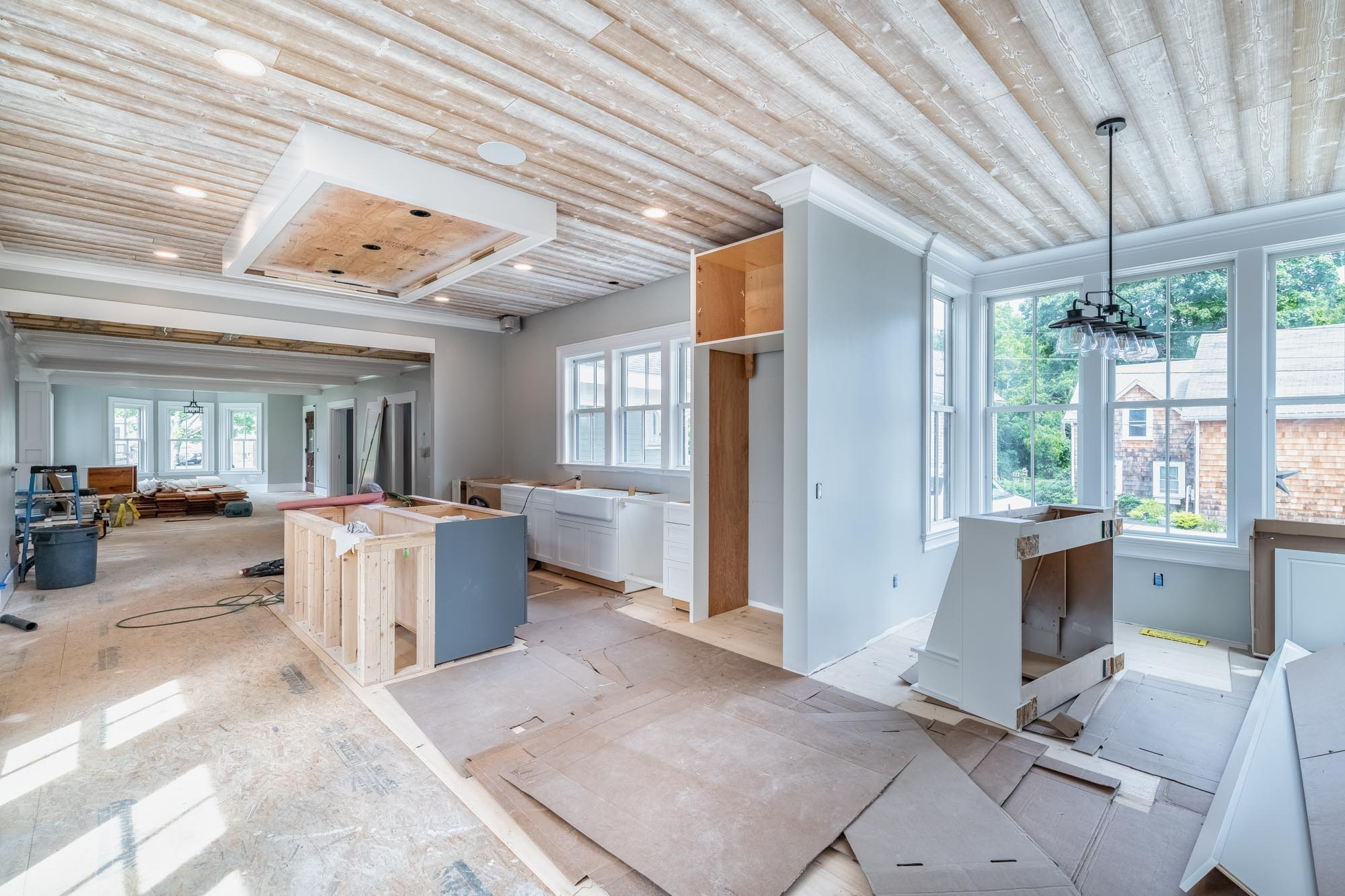 Carpentry in Easton