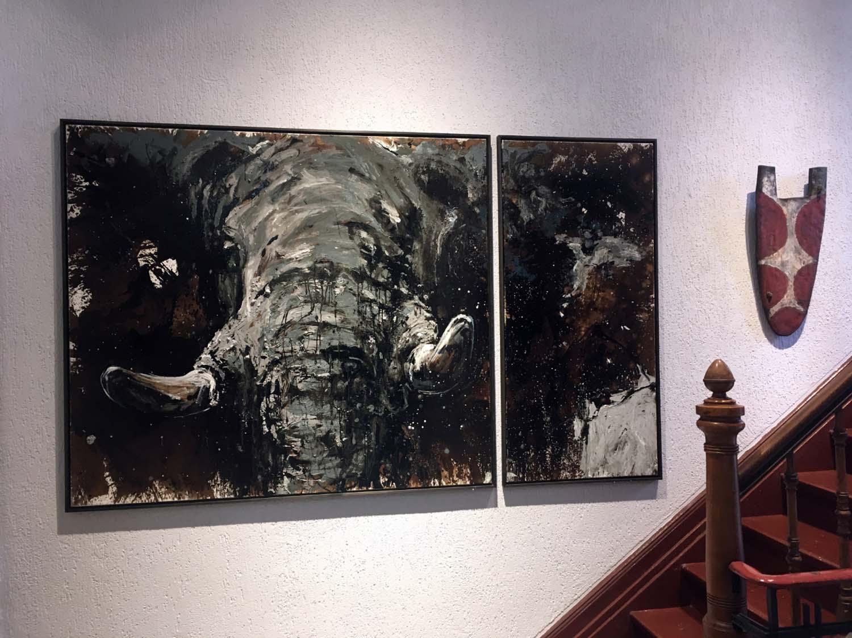Der Kosmos im Ohr des Elefanten