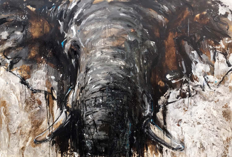 Elefant 108