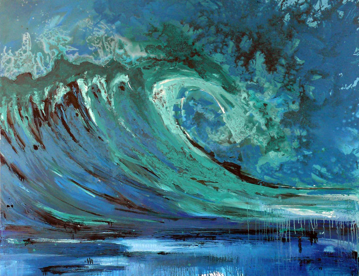 Blue Swell 1
