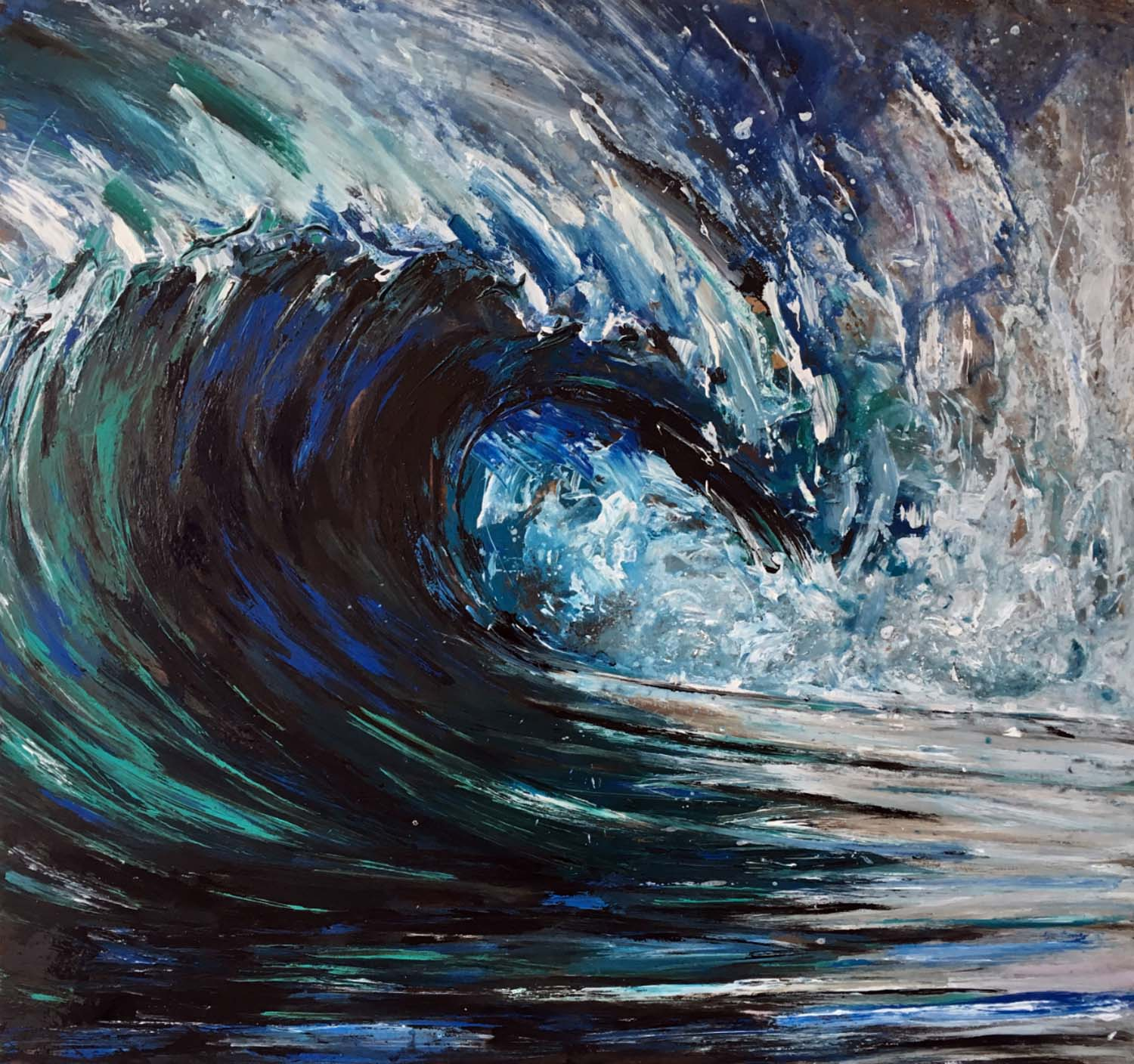 Blue Swell 4