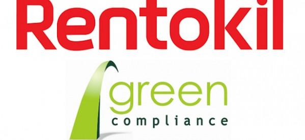 Rentokil Acquires Green Compliance Pest Control Division