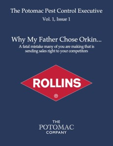 Why My Father Chose Orkin Cover