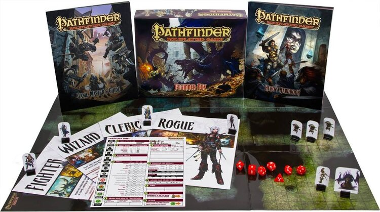 Pathfinder Role-playing tabletop version