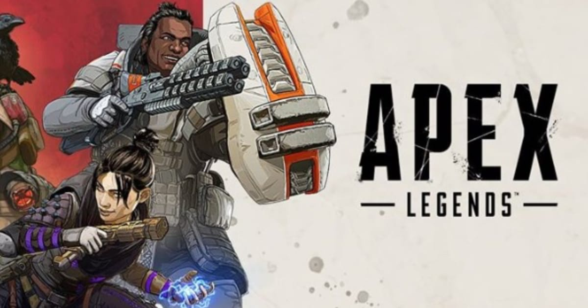 WHY PEOPLE SHOULD JUST SHUT UP AND PLAY APEX LEGENDS