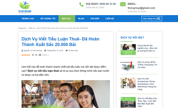 Trithuccongdong.net