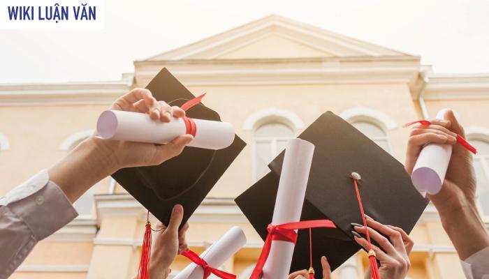 Hướng dẫn cách trình bày luận văn tốt nghiệp đại học về hình thức