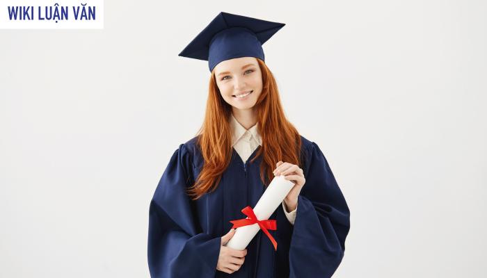 Hướng dẫn cách trình bày luận văn tốt nghiệp đại học về nội dung