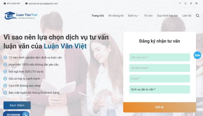 Luật Văn Việt